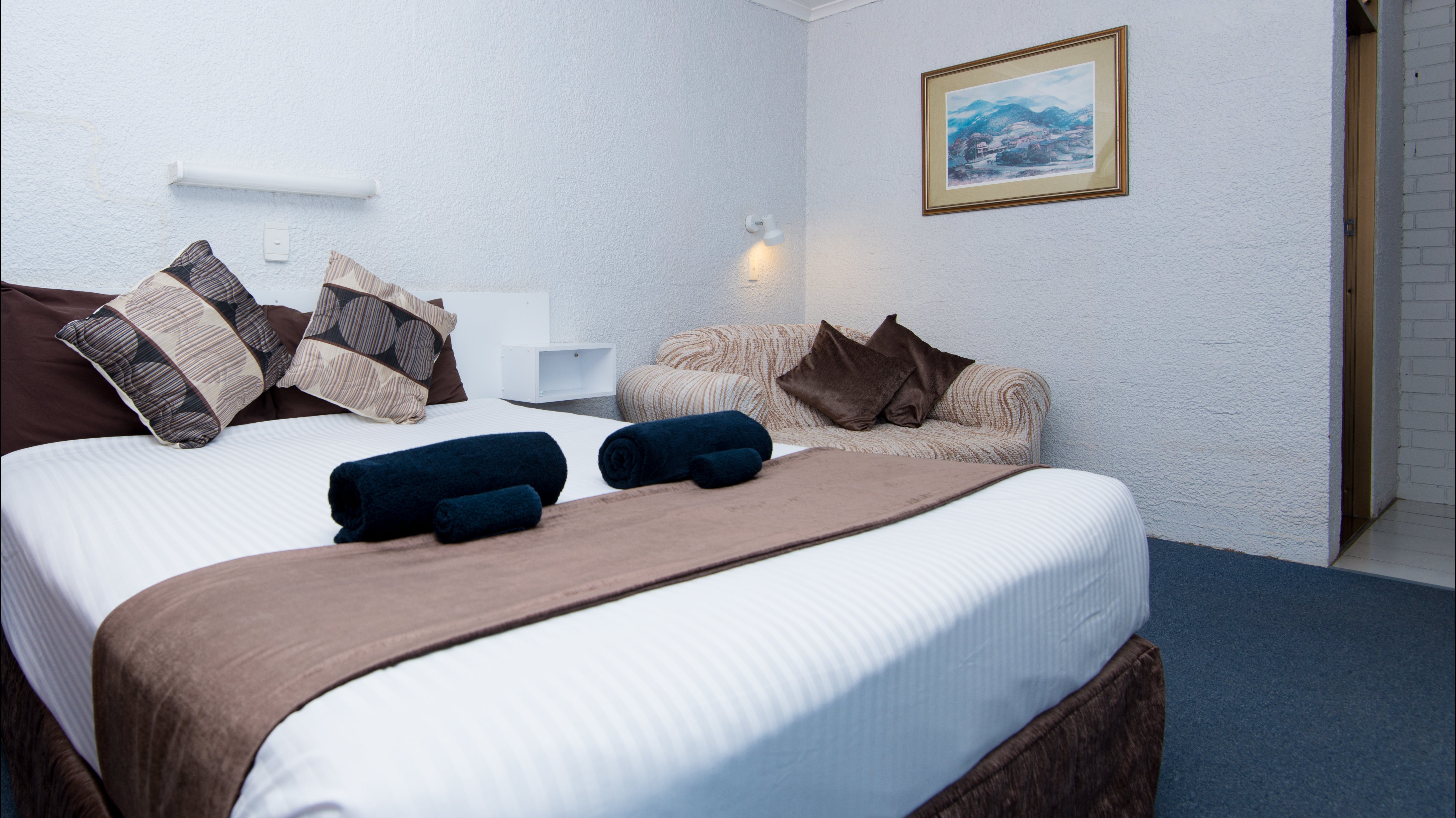 Abajaz Motor Inn - Accommodation Yamba
