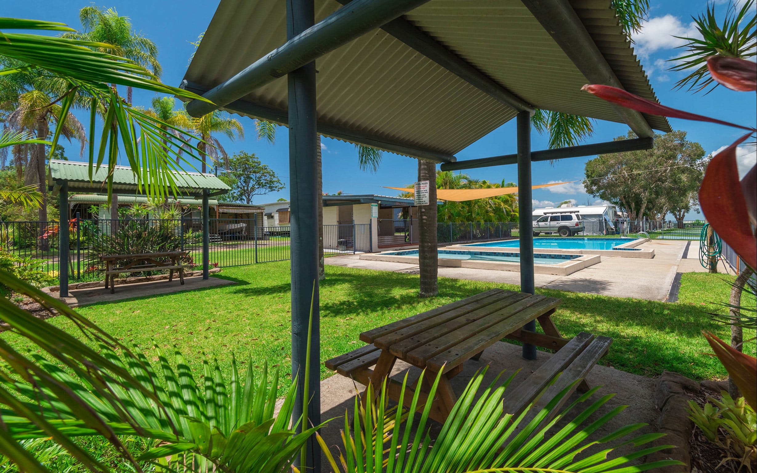Bimbimbi Riverside Caravan Park - Accommodation Yamba