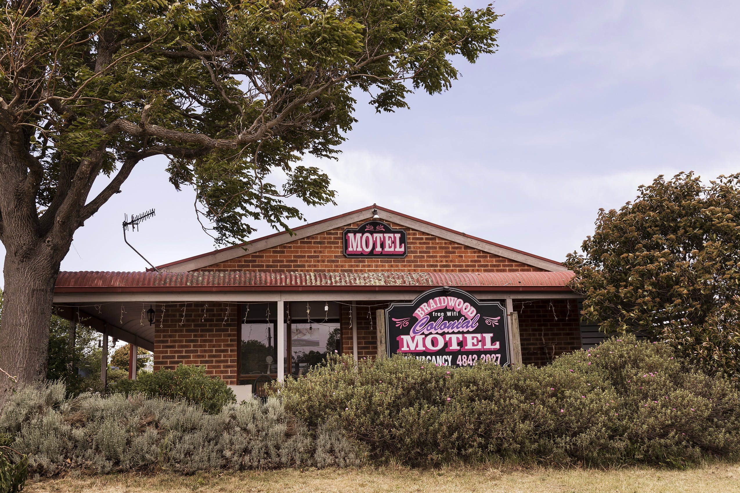 Colonial Motel - Accommodation Yamba