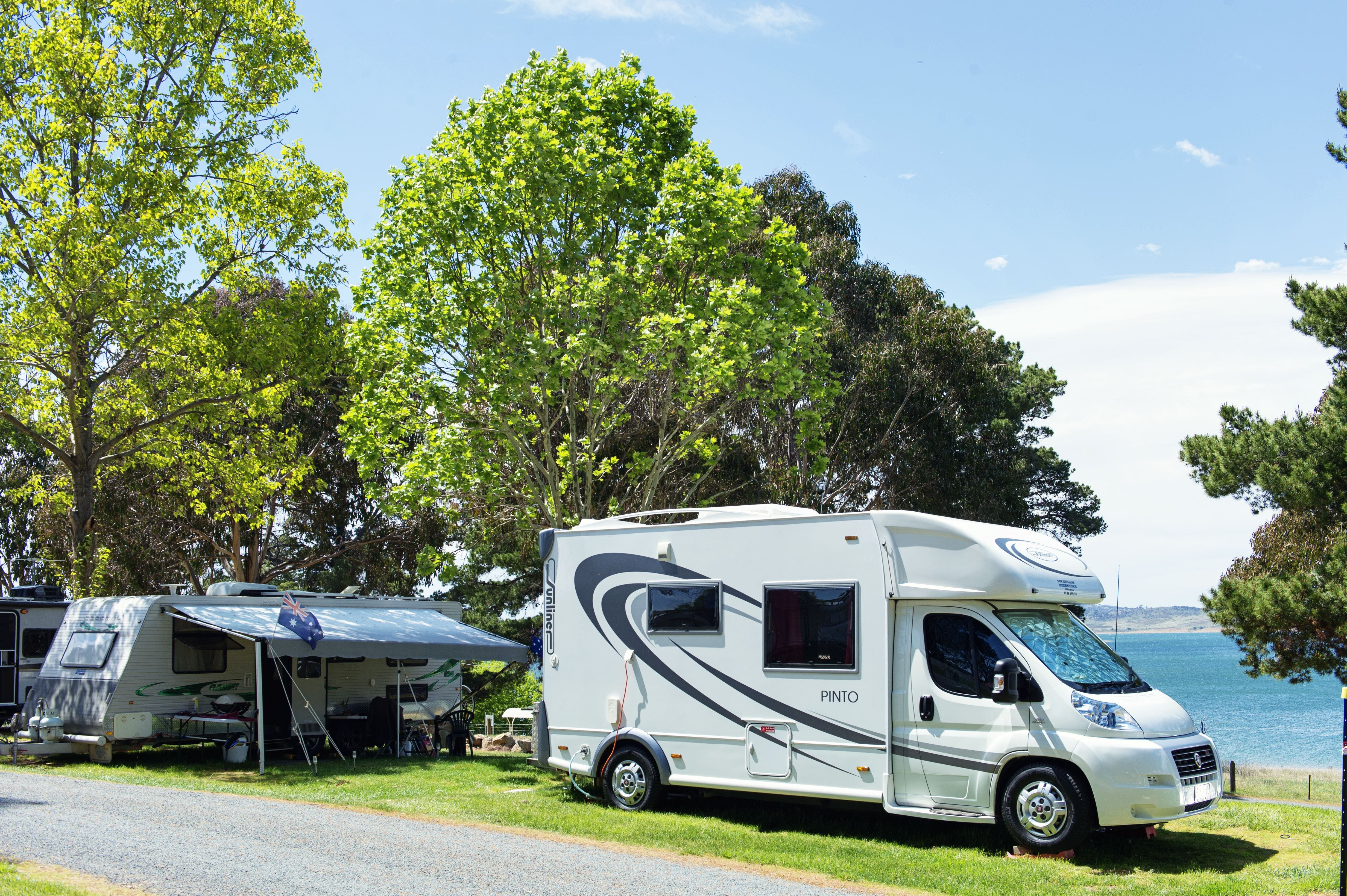 Rainbow Pines Tourist Caravan Park - Accommodation Yamba