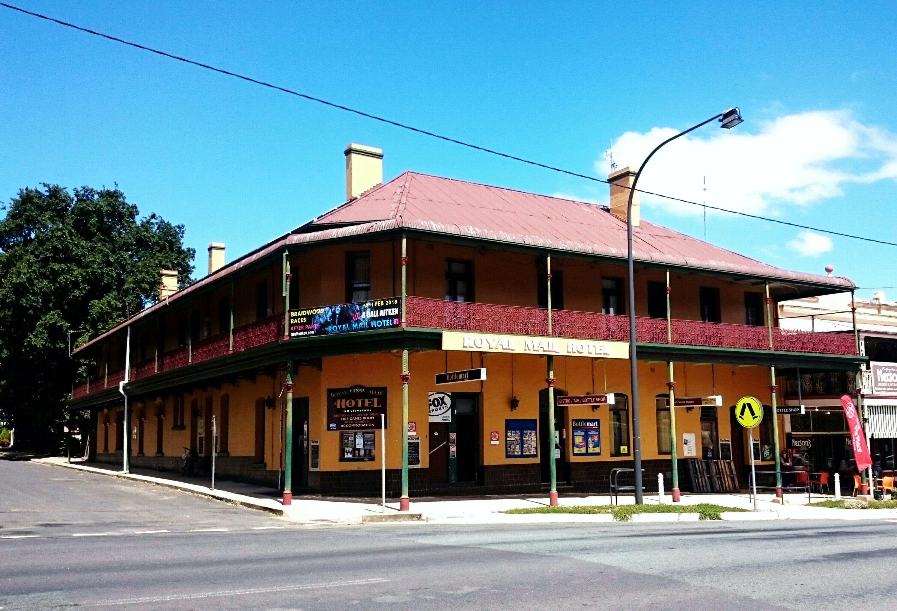 Royal Mail Hotel Braidwood - Accommodation Yamba