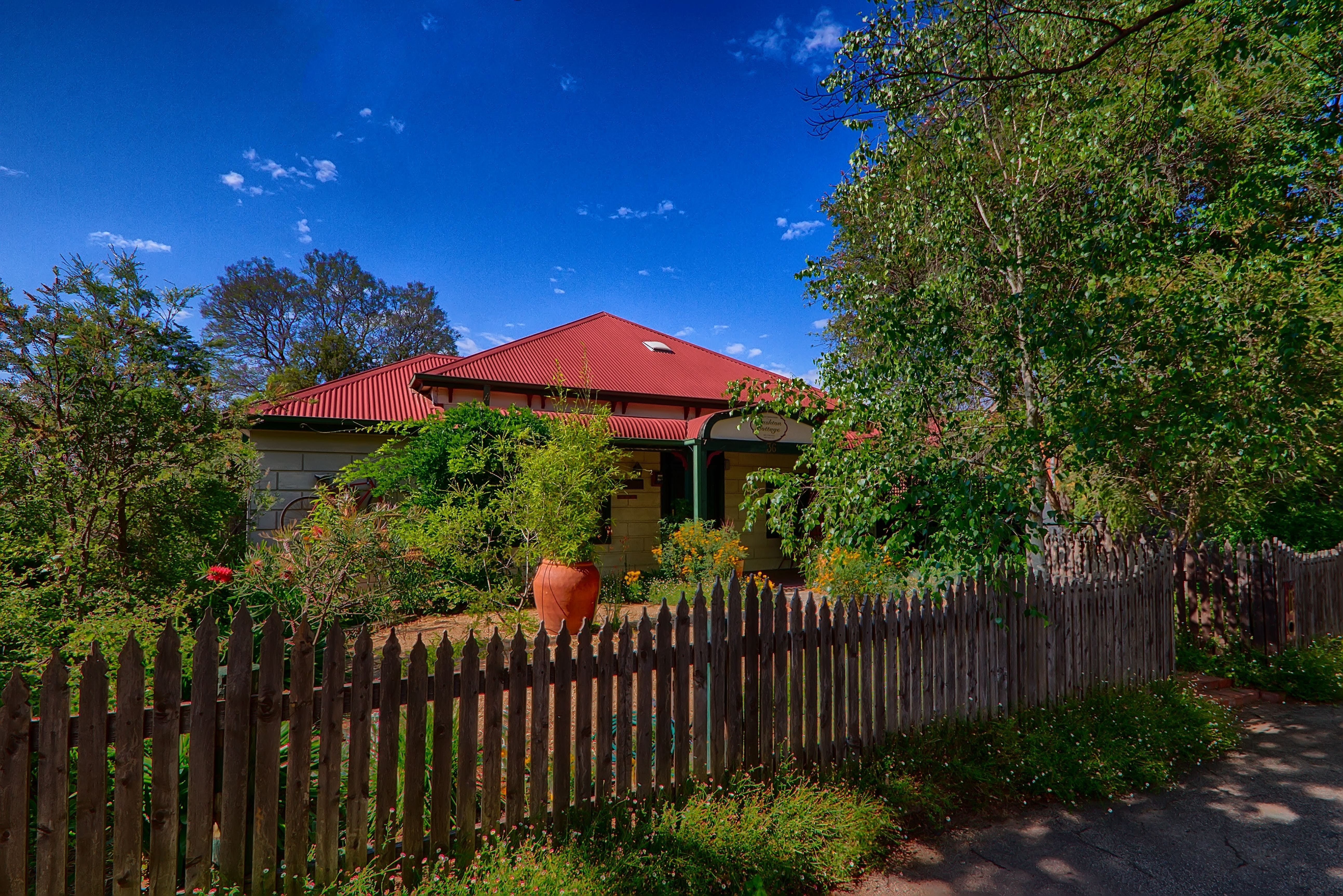 Rushton Cottage BB Private Guest Studio - Accommodation Yamba