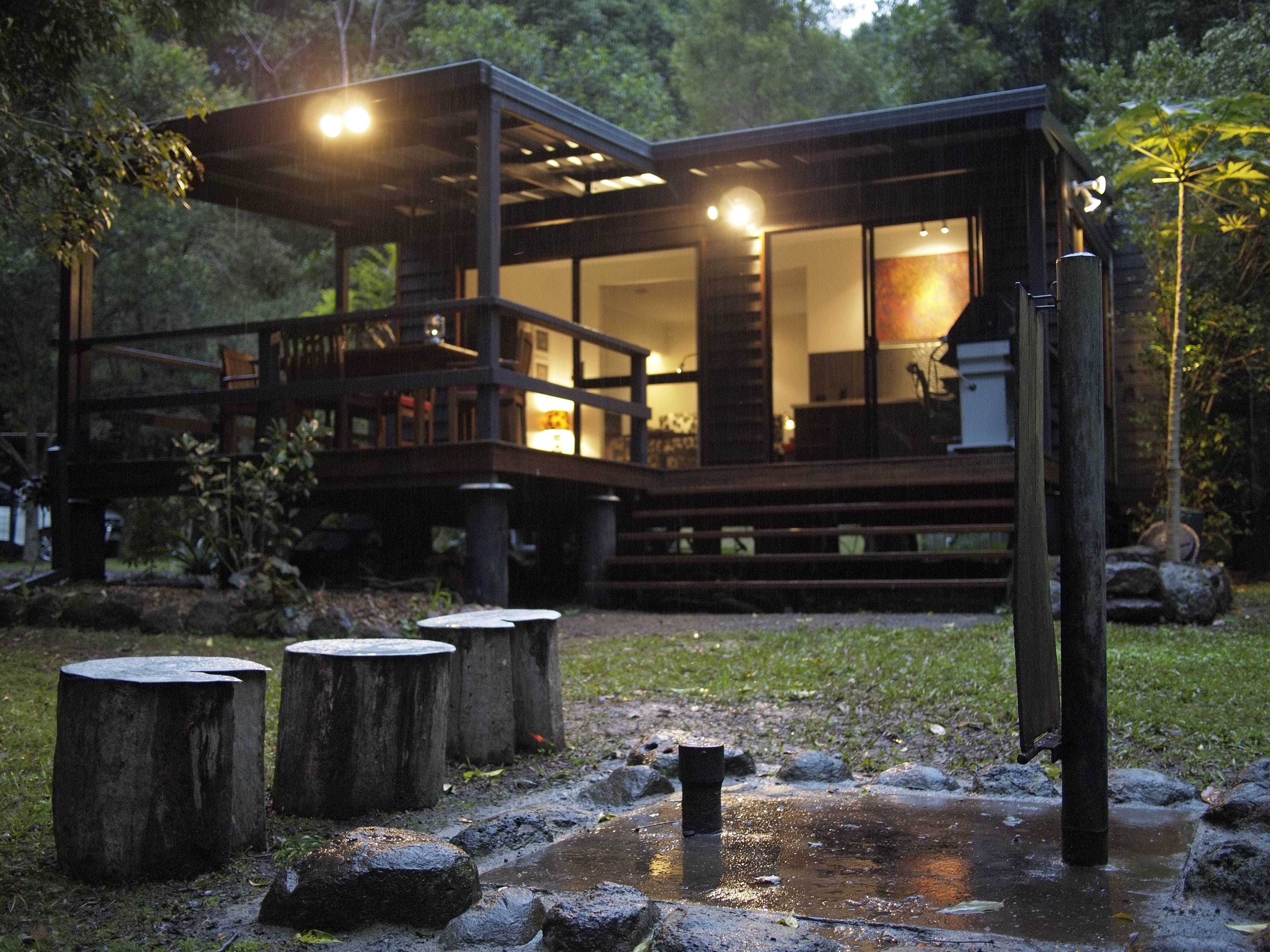 Wongari Eco Retreat - Accommodation Yamba