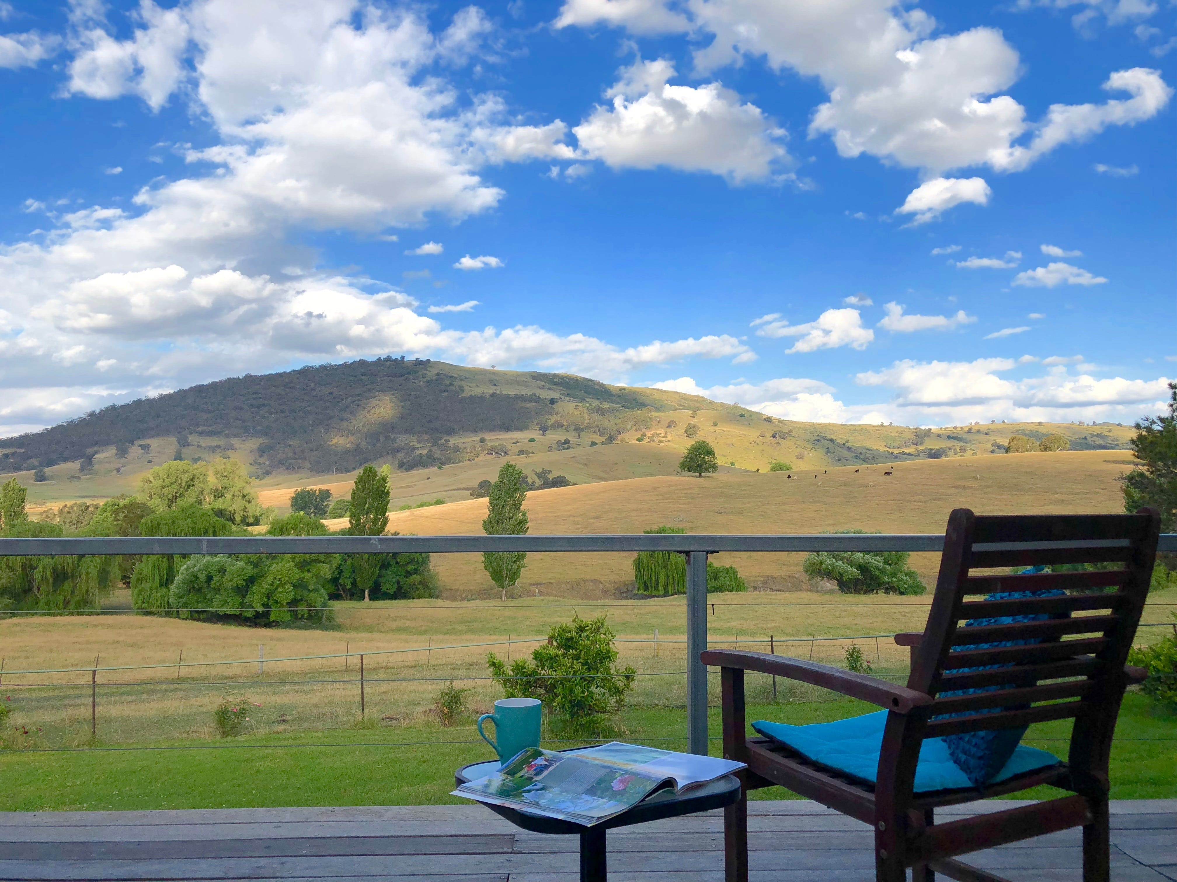 Adelong Valley Farm Stays - Moorallie Cottage - Accommodation Yamba