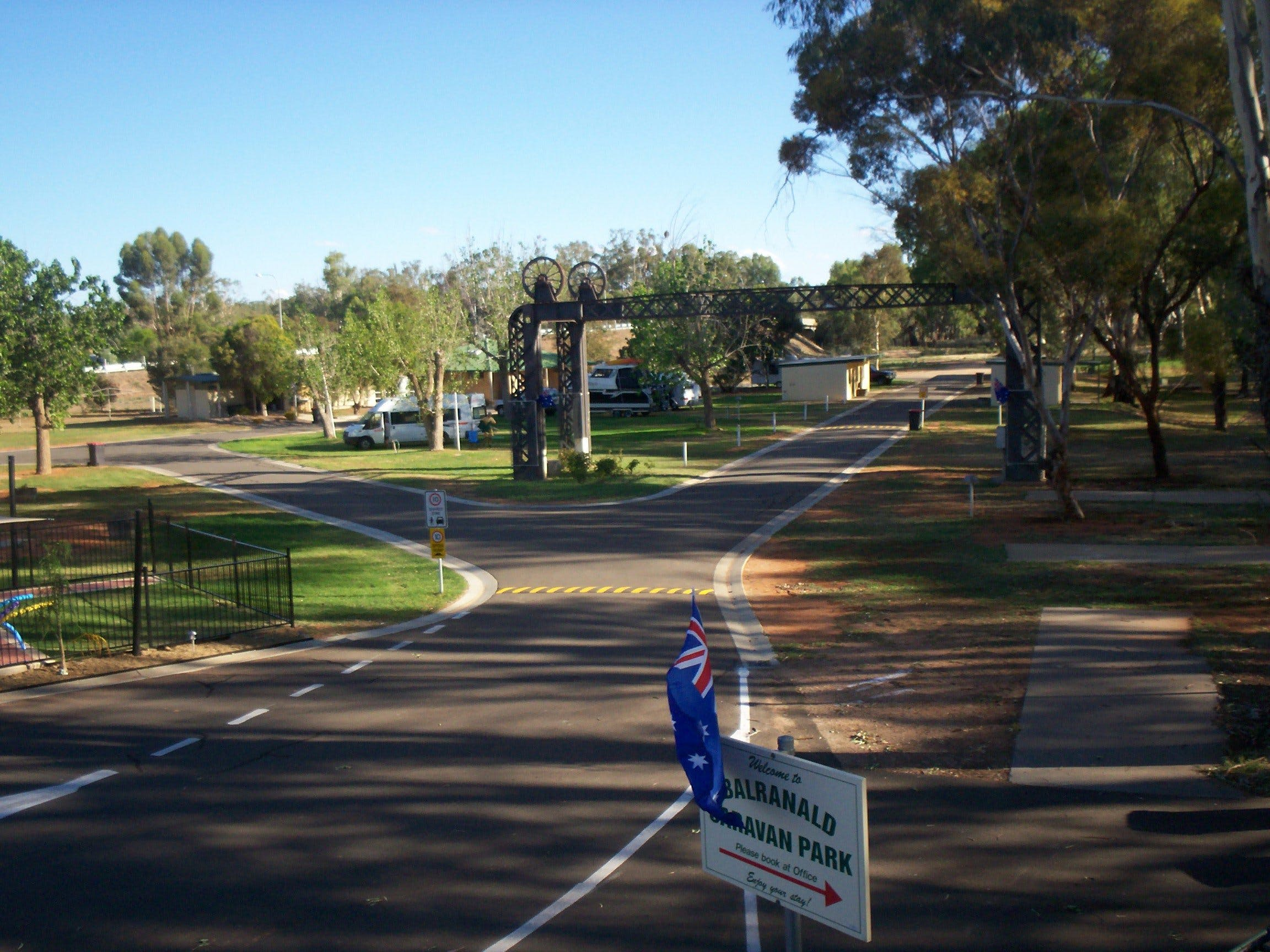 Balranald Caravan Park - Accommodation Yamba