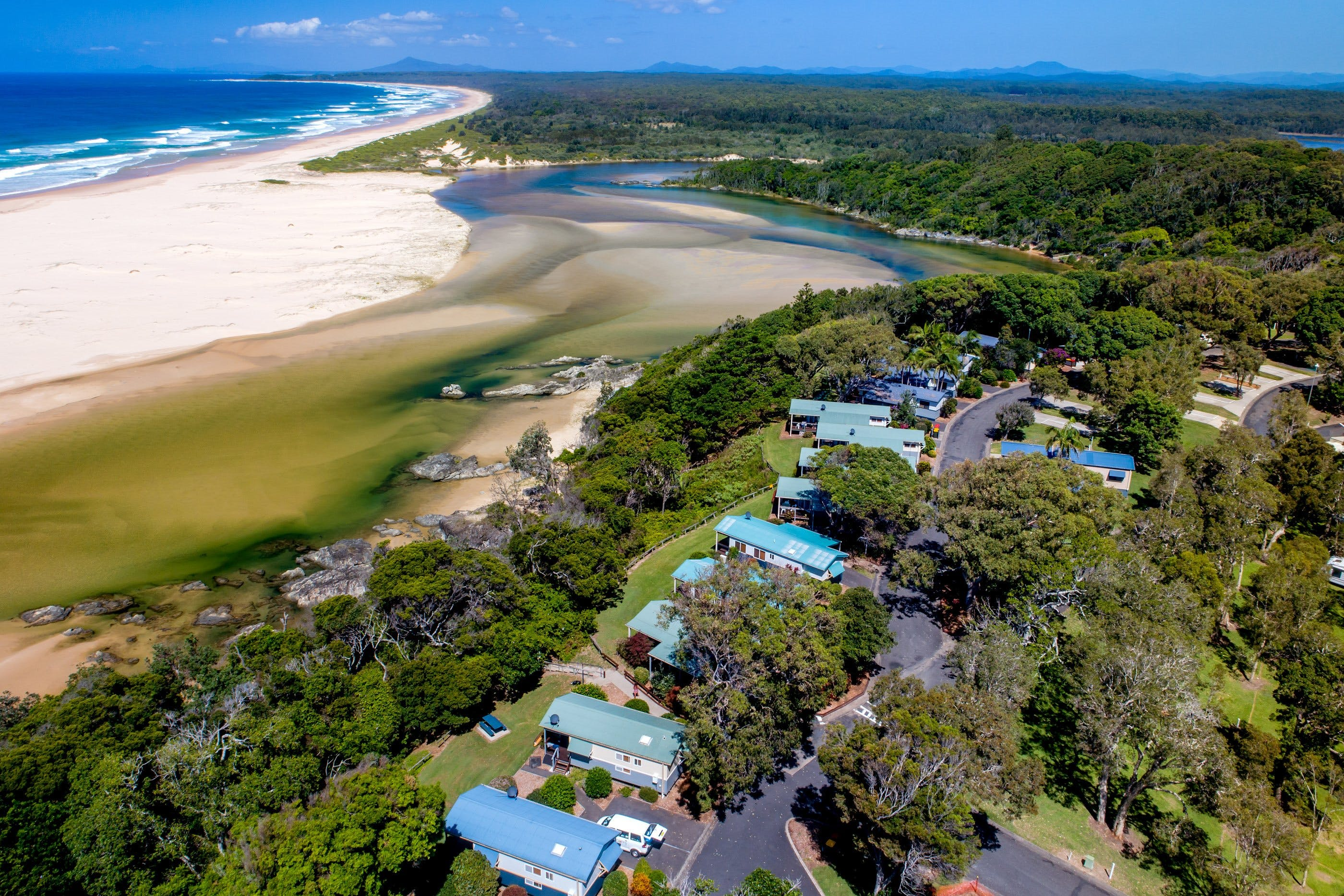 BIG4 Sawtell Beach Holiday Park - Accommodation Yamba