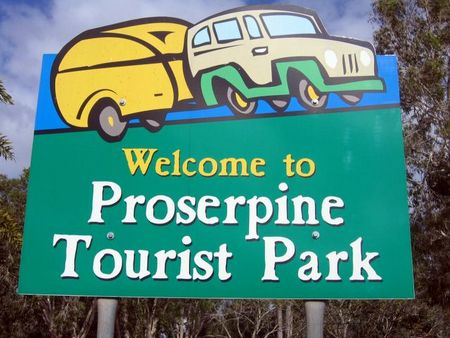 Proserpine Tourist Park - Accommodation Yamba