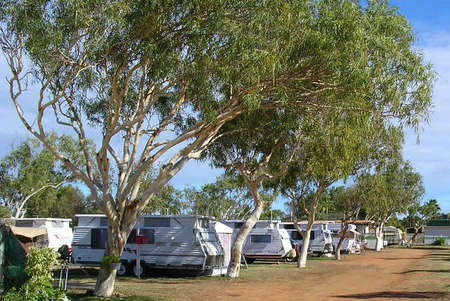 Coral Coast Tourist Park - Accommodation Yamba