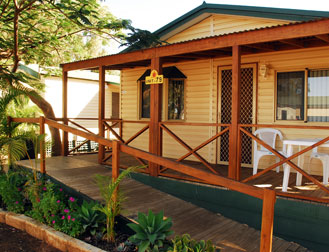 Wintersun Caravan  Tourist Park - Accommodation Yamba
