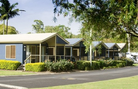 Ferry Reserve Holiday Park - Accommodation Yamba