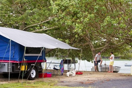 Massey Greene Holiday Park - Accommodation Yamba