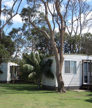Arrawarra Beach Holiday Park - Accommodation Yamba