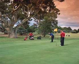 Barham Golf Resort - Accommodation Yamba
