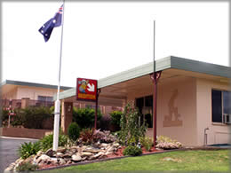 Gold Panner Motor Inn - Accommodation Yamba
