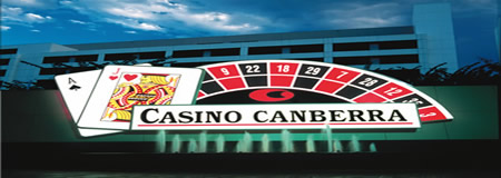 Casino Canberra - Accommodation Yamba
