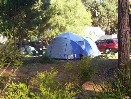 Aroundtu-It Eco Caravan Park - Accommodation Yamba
