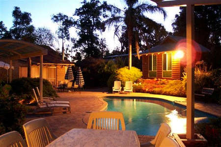Woodlands Bed And Breakfast - Accommodation Yamba