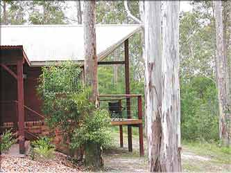 Bewong River Retreat - Accommodation Yamba