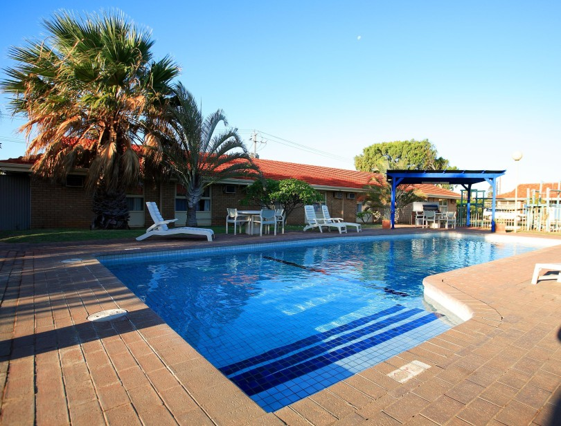 Best Western Hospitality Inn Carnarvon - Accommodation Yamba