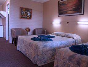 Whitsunday Palms Motel - Accommodation Yamba