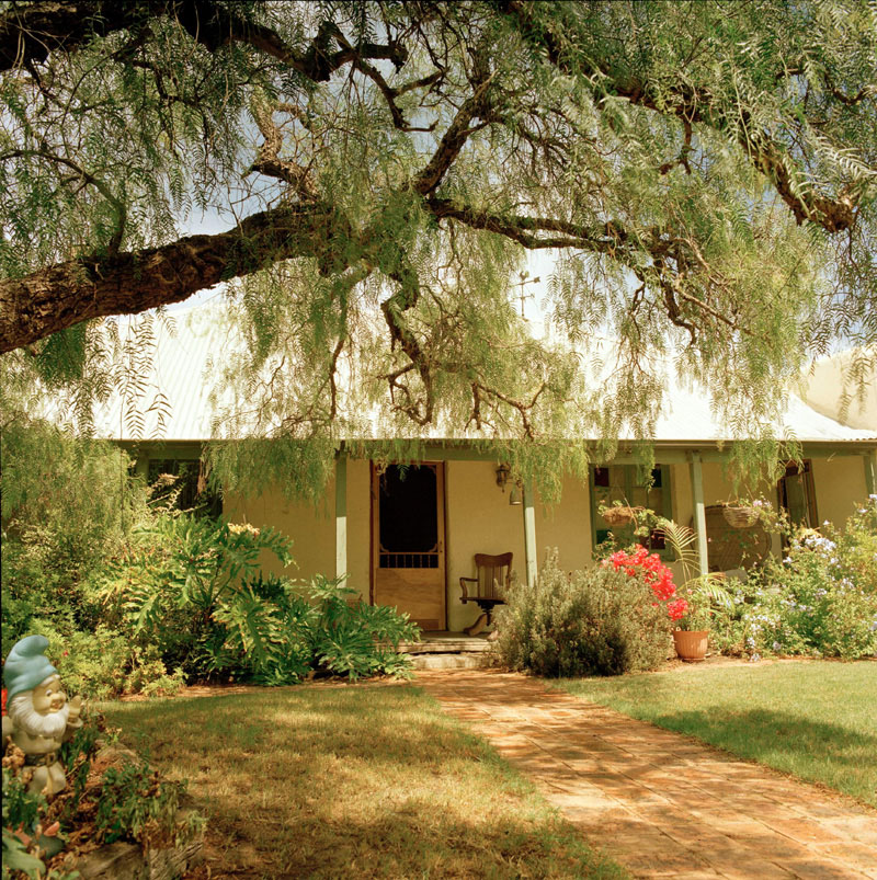Rock of Ages Cottage Bed and Breakfast - Accommodation Yamba