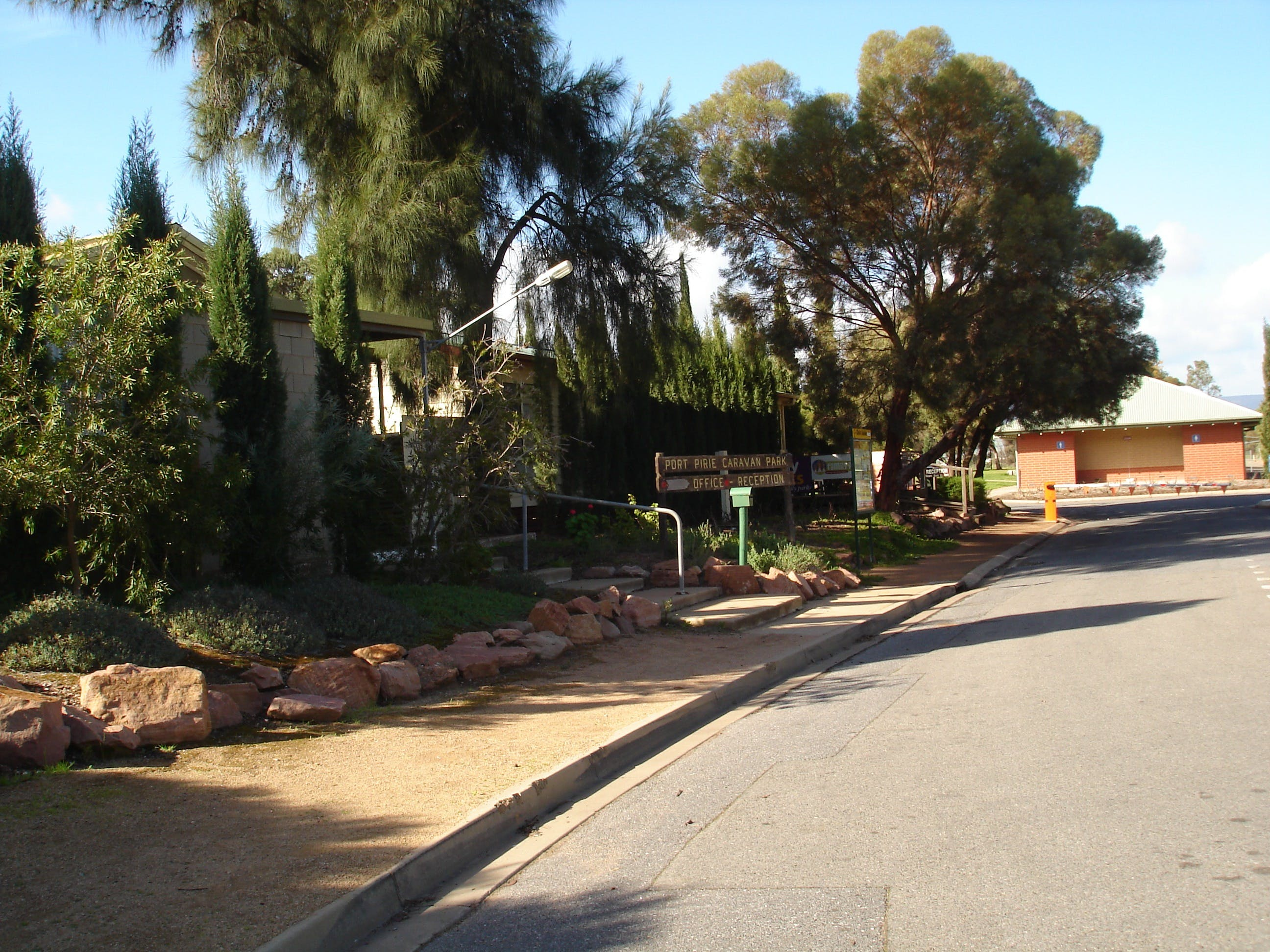 Port Pirie Beach Caravan Park - Accommodation Yamba