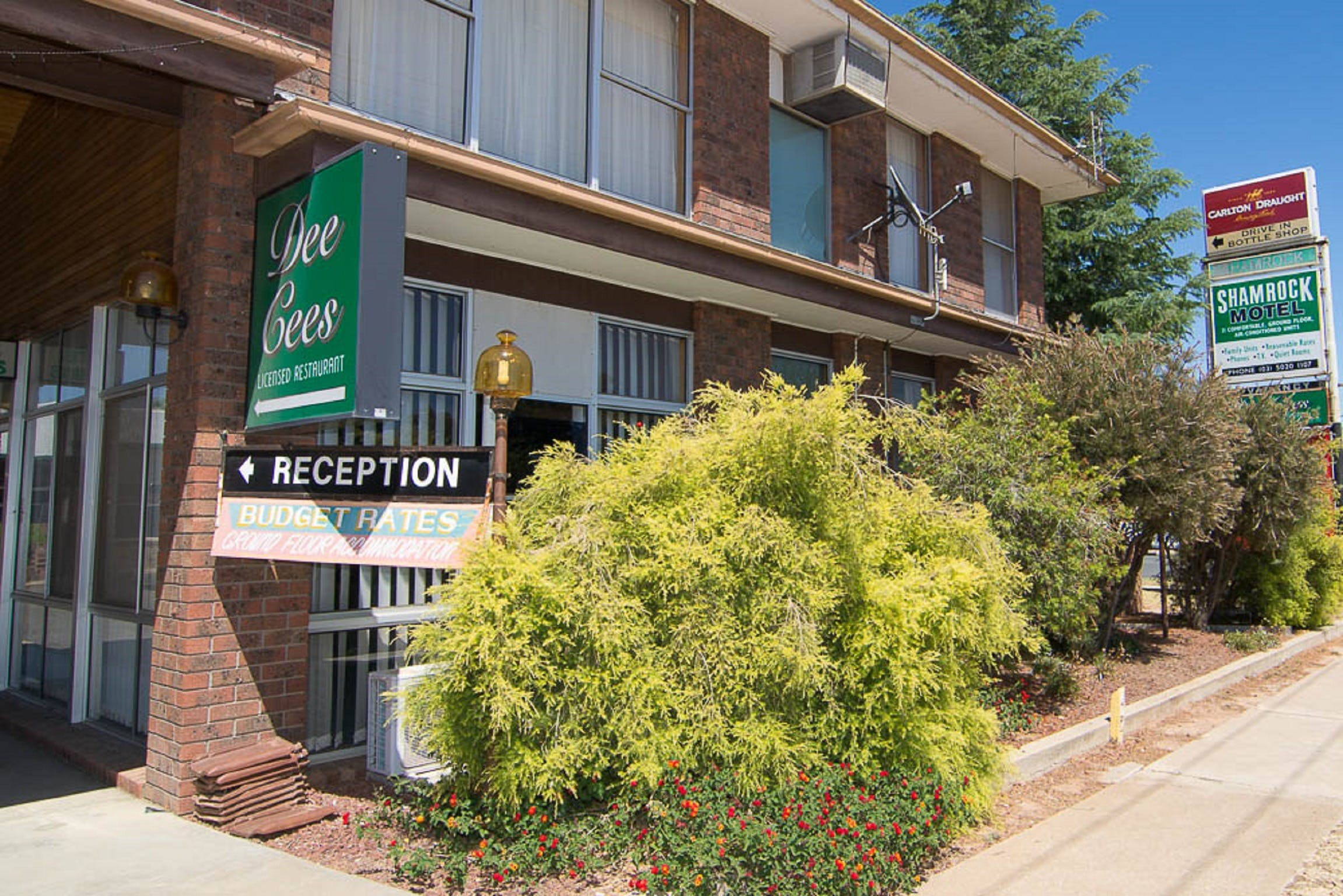 Shamrock Motel Balranald - Accommodation Yamba