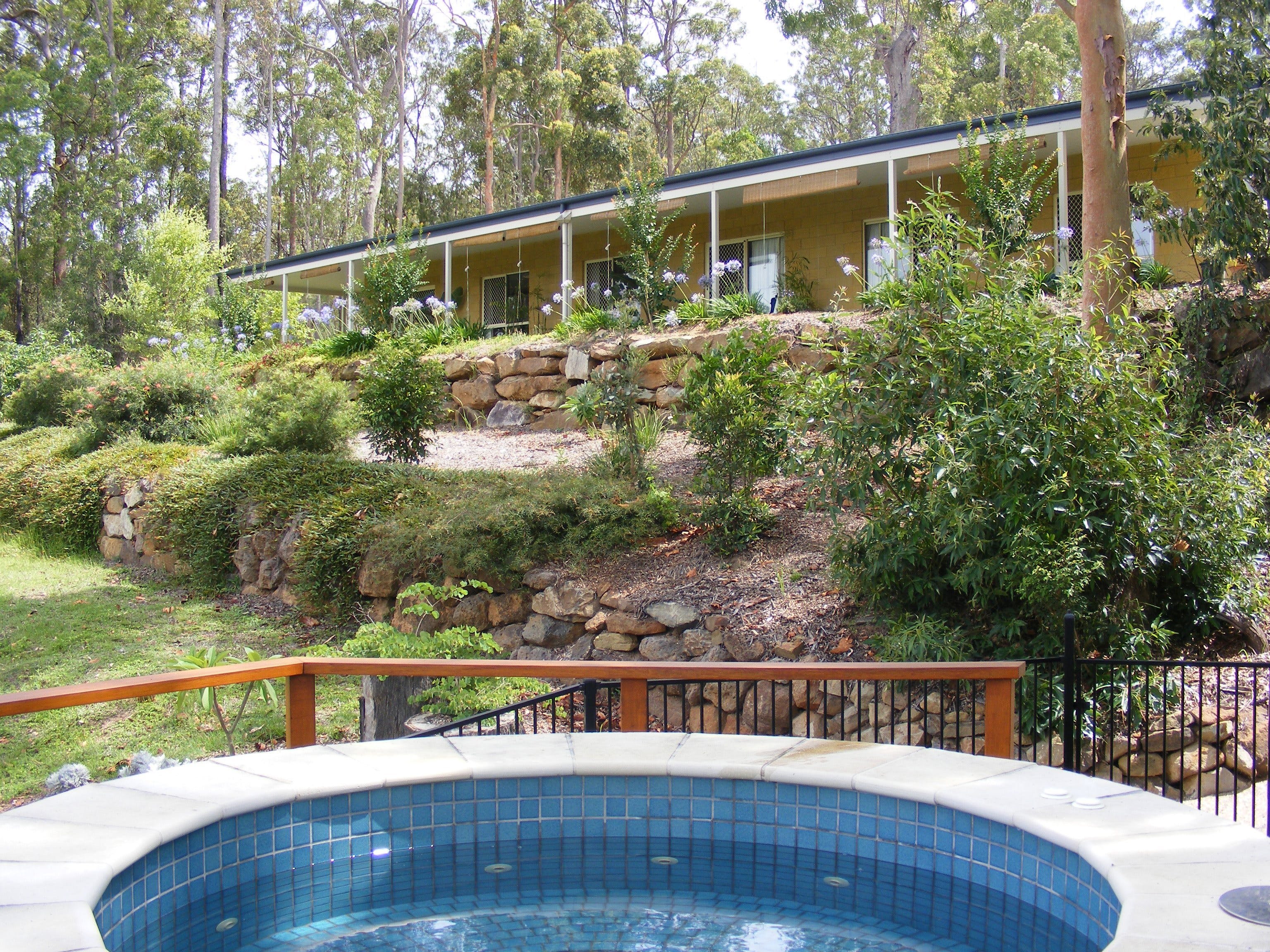 Bed and Breakfast at Wallaby Ridge - Accommodation Yamba