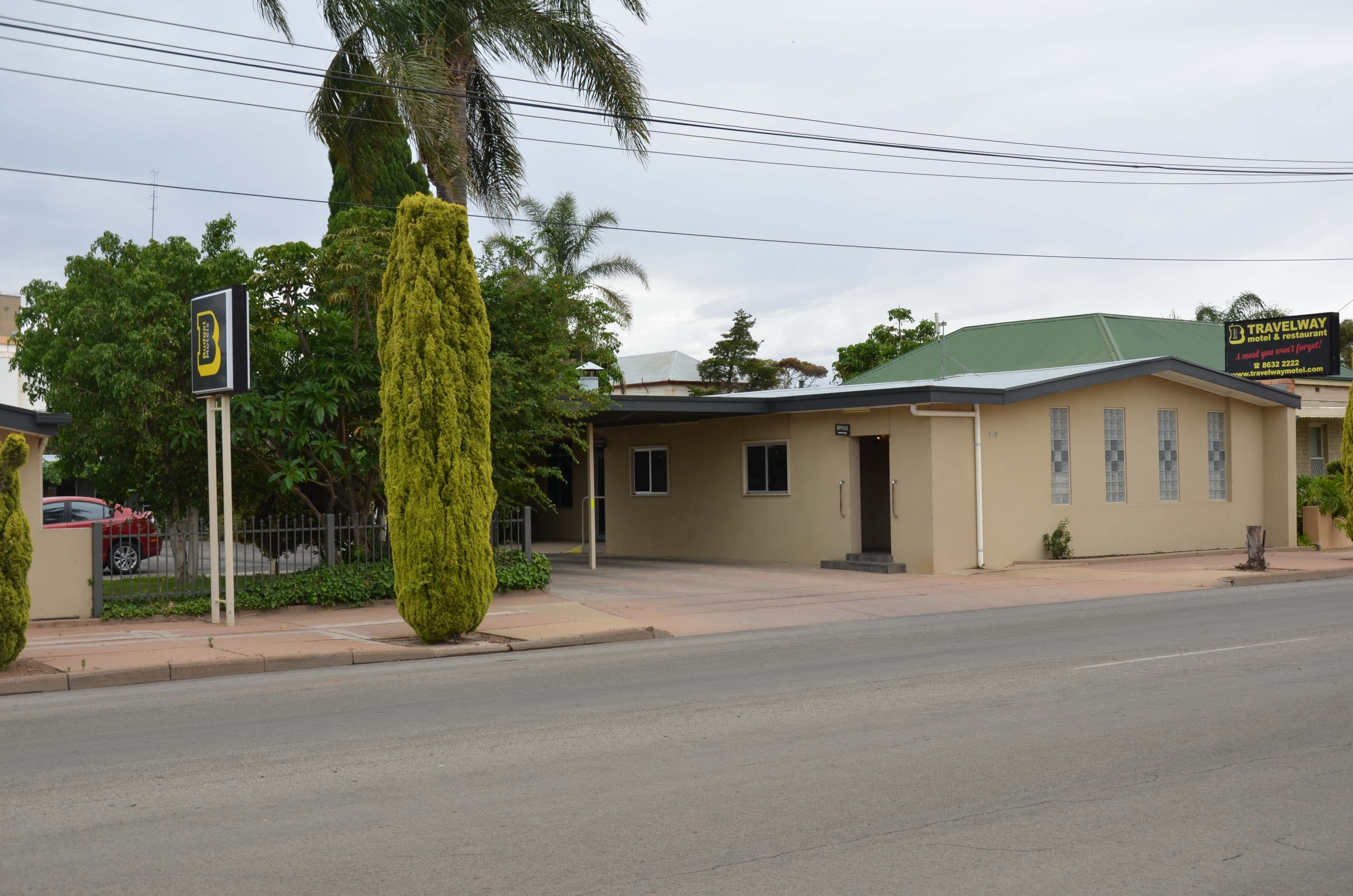 Travelway Motel - Accommodation Yamba