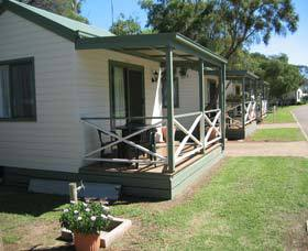 Stratford On The River Tourist Park - Accommodation Yamba