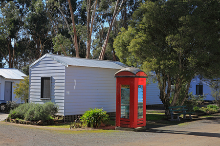 Shady Acres Caravan Park Ballarat - Accommodation Yamba