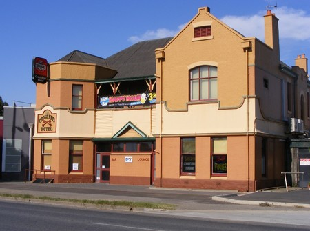 Cross Keys Hotel - Accommodation Yamba