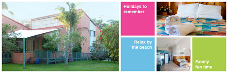 Kioloa Beach Holiday Park - Accommodation Yamba