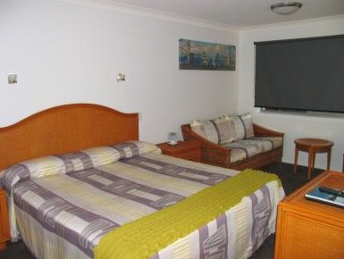 Next Yamba Norfolk Motel - Accommodation Yamba