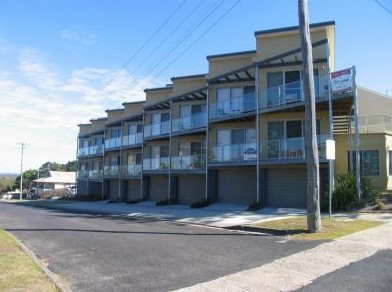 Seaspray Apartments - Accommodation Yamba