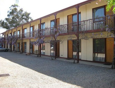 Central Motor Inn Wentworth - Accommodation Yamba