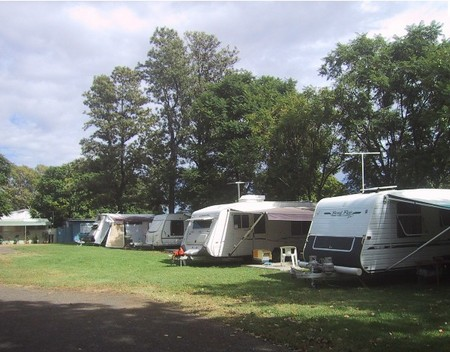 Waioma Caravan Park - Accommodation Yamba