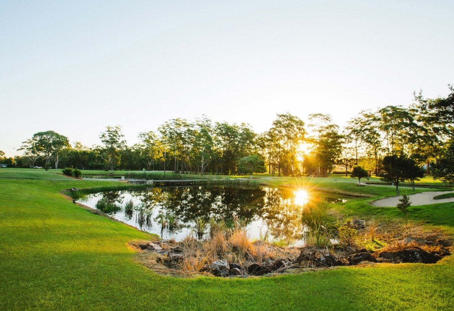 Tallwoods Golf Course and Resort - Accommodation Yamba