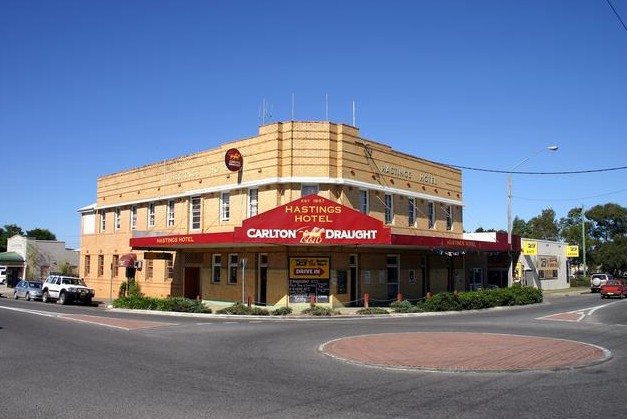 Hastings Hotel - Accommodation Yamba