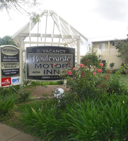 Boulevarde Motor Inn - Accommodation Yamba
