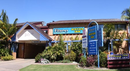 Fitzroy Motor Inn - Accommodation Yamba