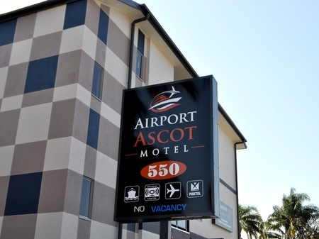 Airport Ascot Motel - Accommodation Yamba