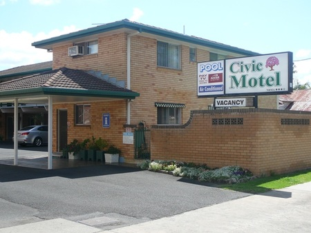 Civic Motel Grafton - Accommodation Yamba