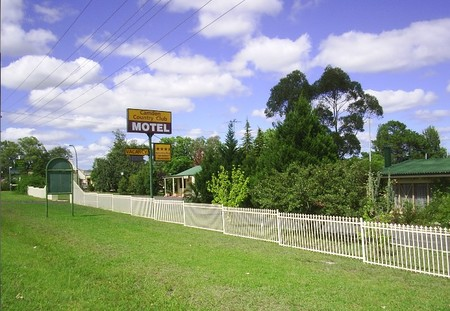 Camden Country Club Motel - Accommodation Yamba