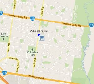 Wheelers Hill Shopping Centre - Accommodation Yamba