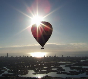 Balloon Down Under - Accommodation Yamba