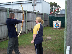 Bairnsdale Archery Mini Golf  Games Park - Accommodation Yamba