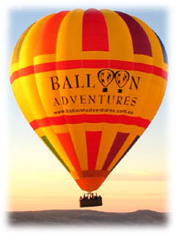 Balloon Adventures Barossa Valley - Accommodation Yamba