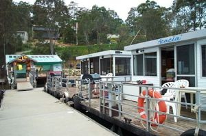 Clyde River Houseboats - Accommodation Yamba