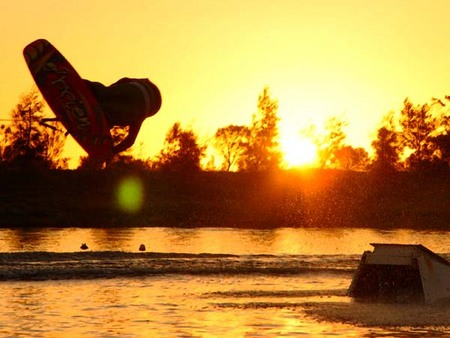 Bonney's WA Water Ski Park - Accommodation Yamba